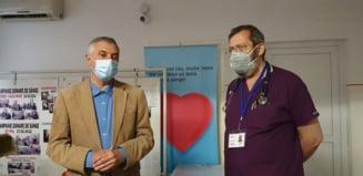 Dubla-premiera la Centrul de Transfuzie Sanguina din Sfantu Gheorghe