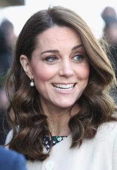 Ducesa Kate Middleton a nascut al treilea bebelus regal