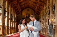 Ducesa Meghan si printul Harry au anuntat numele bebelusului regal