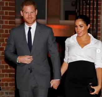 Ducesa Meghan si printul Harry au publicat o noua fotografie cu Archie (Foto)