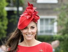 Ducesa de Cambridge ar putea sa doarma o noapte pe strada
