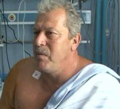 Duckadam a ajuns la spital cu dureri mari