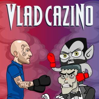 Duel de stand-up comedy: Catalin Bordea si vampirul Vlad, in Roastul anului 2020