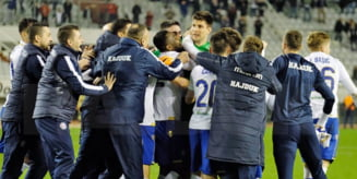Duel dramatic al romanilor din Croatia. Hajduk a castigat in minutul 95, dupa un gol marcat de portar (Video)