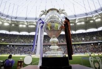 Dueluri tari in semifinalele Cupei Romaniei: Iata ce meciuri vom avea