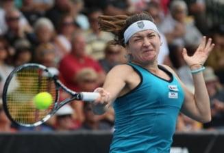 Dulgheru a parasit cu fruntea sus Australian Open