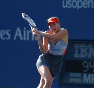 Dulgheru vs Sharapova, meciul zilei la US Open 2014: Iata ce spun americanii