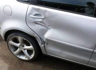 Duminica, in Noua: A avariat doua masini si dus a fost