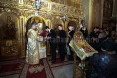Duminica Ortodoxiei la Catedrala Mitropolitana din Targoviste