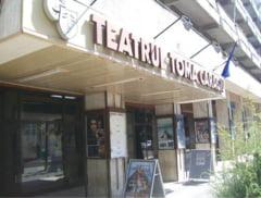 "Duminica la Teatrul ""Toma Caragiu"" incepe noua stagiune"