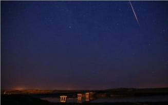 Duminica noapte e apogeul Perseidelor si in acest an se vor putea vedea mai multi meteori