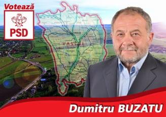 Dumitru Buzatu, unei persoane care l-a huiduit in timpul discursului de 1 Decembrie: Mai tembelule! (Video)