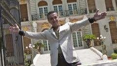 """Dumitru Dragomir, uluit de ce a vazut: """"Gigi Becali tine maicute la palat"""""""
