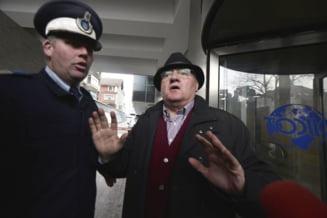 Dumitru Dragomir a fost achitat, dupa ce in prima instanta a primit 7 ani de inchisoare