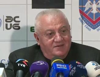 Dumitru Dragomir a plecat de la FC Voluntari