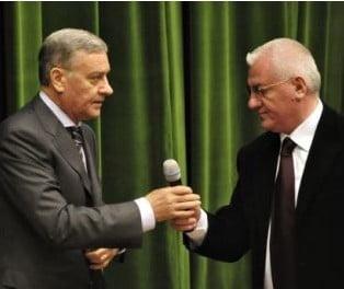 Dumitru Dragomir si Mircea Sandu s-au certat!