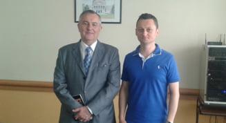 Dumitru Graur a fost reales presedintele Asociatiei Presei Sportive din Romania