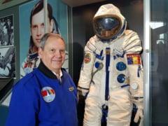 Dumitru Prunariu, primul cosmonaut roman, va conferentia, sambata, la Craiova