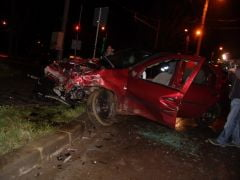 Dumitru Teleaga, cantaret de muzica populara, ranit intr-un accident in Timisoara