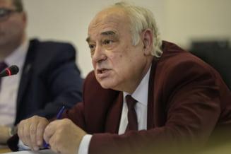 Dupa 14 ani in functie, Ghizdeanu a fost demis de la Comisia de Prognoza. Cine a fost numit in loc