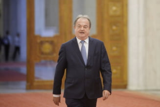 Dupa Crin Antonescu, si Vasile Blaga vrea sa candideze pentru Parlamentul European