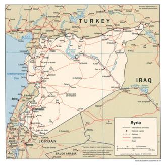 Dupa Egipt urmeaza Siria? Retelele de socializare suna adunarea la protest