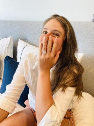 Dupa Simona Halep, inca o jucatoare de top se marita: are un iubit mai tanar FOTO