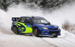Dupa Suzuki, si Subaru se retrage din raliuri din cauza crizei