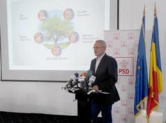 Dupa ce, in 2012, tot aici s-au validat candidatii pentru Parlament, Programul de guvernare PSD a inceput la Murighiol