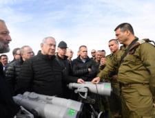 Dupa ce a bombardat Siria, premierul Netanyahu sustine dreptul Israelului de a se apara
