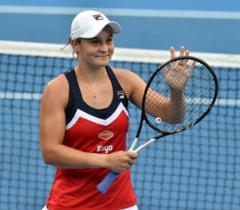 Dupa ce a eliminat-o pe Halep, Ashleigh Barty se califica in semifinale la Sydney