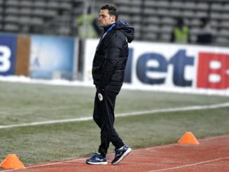 Dupa ce a incurcat-o pe CFR Cluj in lupta la titlu, antrenorul Mihai Teja a vorbit deschis despre oferta de la FCSB
