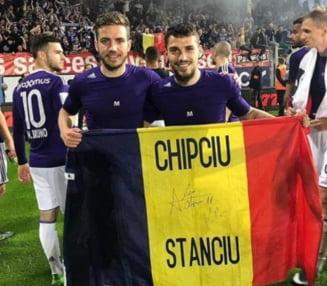 Dupa ce a renuntat la Nicusor Stanciu, antrenorul lui Anderlecht i-a pus gand rau si lui Chipciu
