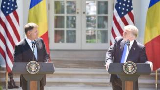 Dupa ce l-a primit pe Iohannis, Trump merge in Polonia, alt aliat important in Europa