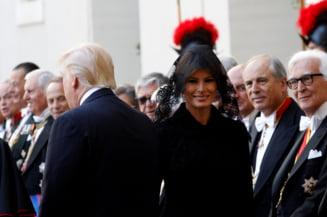 Dupa ce n-au purtat val in Arabia Saudita, Melania si Ivanka Trump si-au acoperit capul la Vatican (Video)