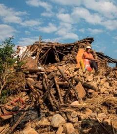 Dupa cutremurul devastator, copiii din Nepal se intorc la scoala