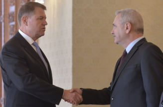 Dupa doua runde de negocieri intre Iohannis si Dragnea, cine e in avantaj?