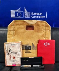 Dupa gafa cu Moliere, Reprezentanta CE in Romania face un giveaway cultural