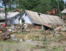 Dupa inundatii, o veste buna: Peste 120 de case noi