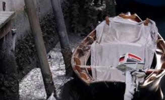 Dupa inundatii istorice, canalele Venetiei au secat (Video)