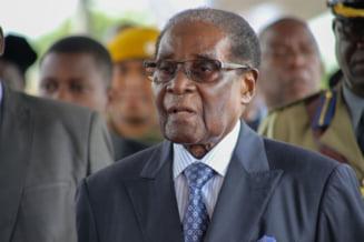 Dupa lovitura in forta a armatei, presedintele Mugabe a demisionat