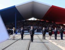 Dupa o scadere dramatica, popularitatea lui Macron revine la cota din timpul alegerilor