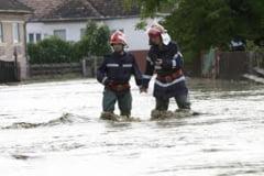 Dupa ploi, vin viiturile: Cod portocaliu de inundatii in 7 judete