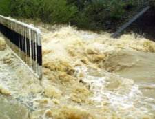 Dupa ploi, vin viiturile: Coduri galben si portocaliu de inundatii in mai multe judete (Video)