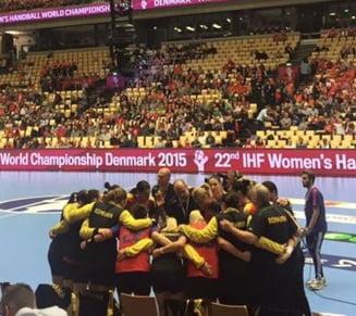 Dupa rezultatul extraordinar de la Campionatul Mondial, nationala Romaniei lupta pentru calificarea la Olimpiada