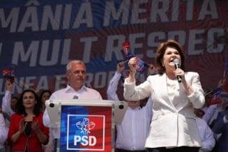 Dupa trei zile de tacere, europarlamentarii PSD isi sustin colega: Rovana Plumb, o victima procedurala