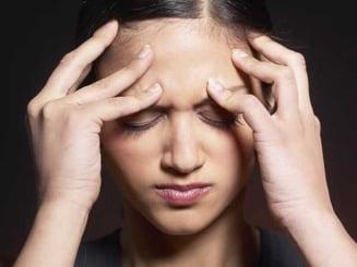 Dureri de cap? Cum sa ataci migrenele fara medicamente