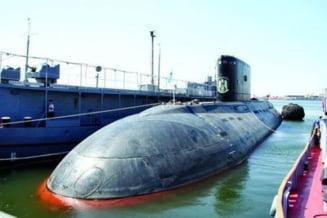 Dusa vrea 20 de milioane de euro pentru submarinul Romaniei