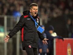 Dusan Uhrin si-a dat demisia de la Dinamo - presa