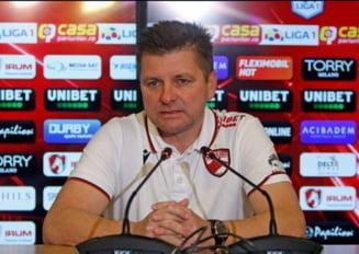 Dusan Uhrin soseste in Romania luni si va sta pe banca echipei Gaz Metan la meciul cu Astra
